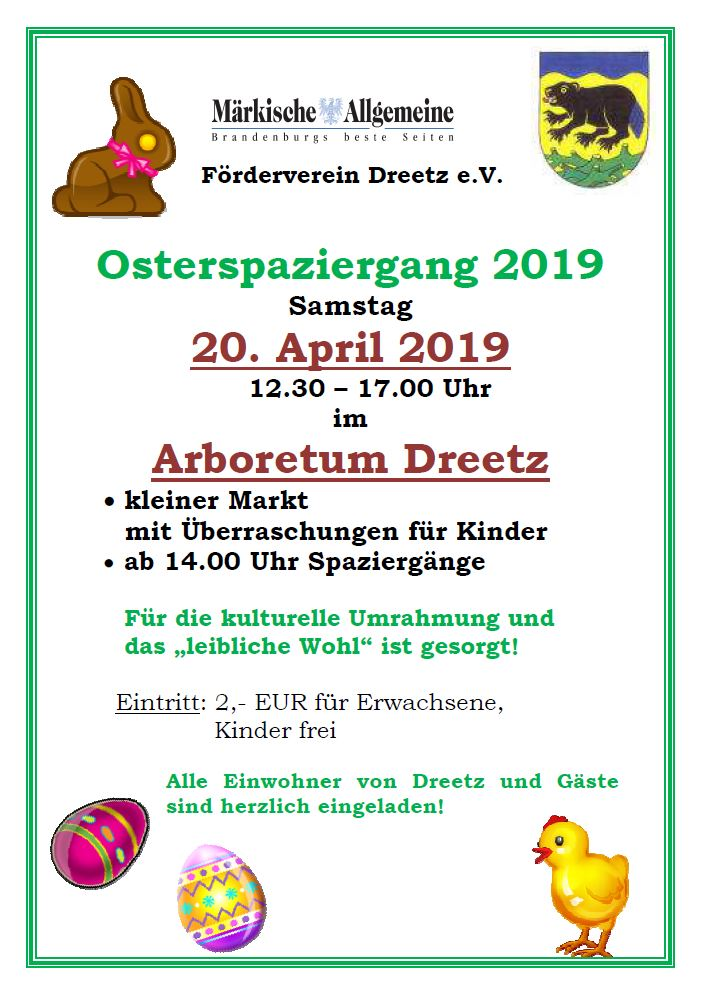 Osterspaziergang 200419